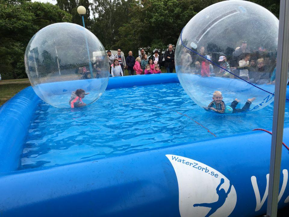 Helsingborg barnens dag vattenbollar